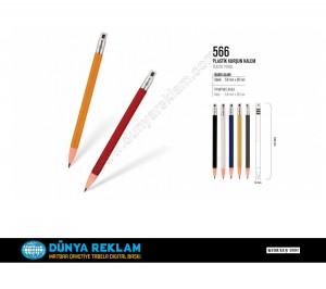 Kalem Traşlı Plastik Kurşun Kalem